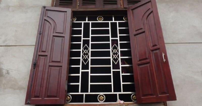 Cửa sổ được ví như cặp mắt thần của ngôi nhà, mang ý nghĩa phong thủy rất lớn.