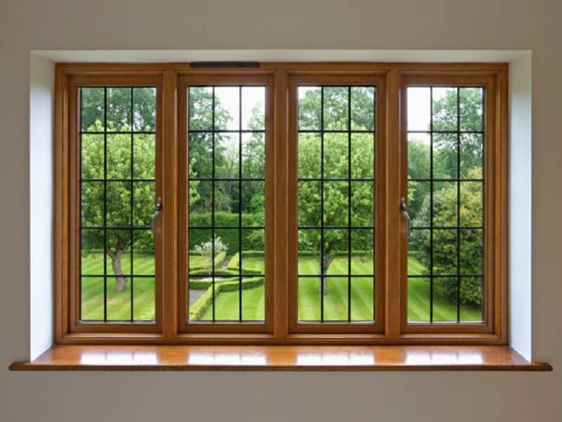 Cửa sổ chính là nơi để các luồng khí trong nhà và môi trường bên ngoài trao đổi lẫn nhau